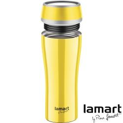 LAMART TERMOS BOCA 0,4L ŽUTA