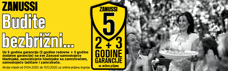 banner Zanussi